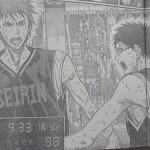 黒子のバスケストーリーダイジェスト 第258Q 「もう止めねーよ」