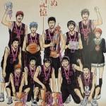 黒子のバスケストーリーダイジェスト  最終回(275Q) 「何度でも」
